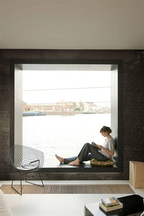reading nook bench 10 reading nooks for curling up in contemporist