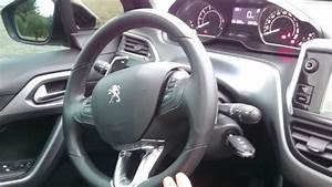 Detalhes Do Peugeot 208 Griffe Autom U00e1tico