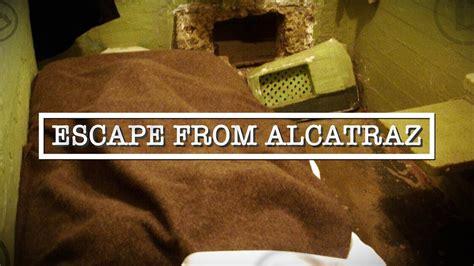 Escape from Alcatraz | Greatest Escape in History ...