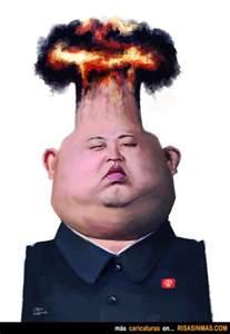 Kim Jong Un Caricature