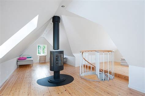 The wood scandinavian furniture available on the site are made of different materials such as wood, aluminum, marble, steel, glass and so on, so. 201 best Classic and modern Scandinavian wood stoves. images on Pinterest | Wood stoves ...