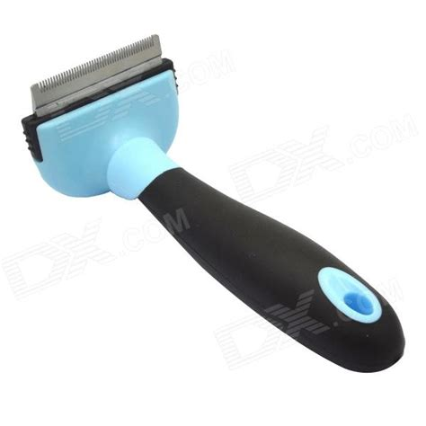 Metal Shedding Blade For Dogs by Dele Metal Blade Tiny Hair Shedding Grooming Comb