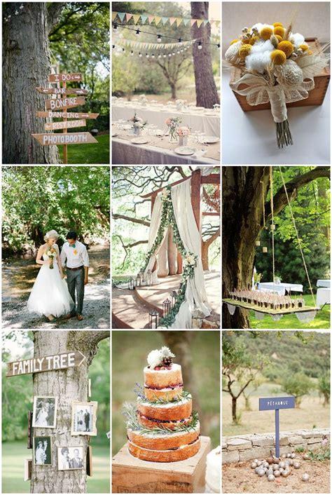 Bbq Backyard Wedding by Backyard Bbq Wedding Ideas