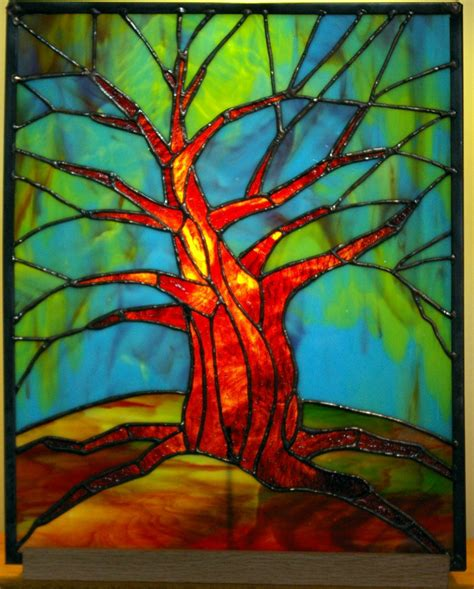 stained glass ideas trees stained glasses stained glass patterns art quilt stained glass designs beautiful trees