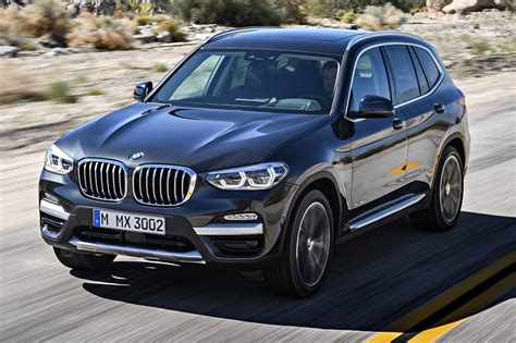 The bmw x3 is a statement of unlimited opportunities and an expression of sheer presence and freedom. BMW X3 30d xDrive 2017 review | Autocar