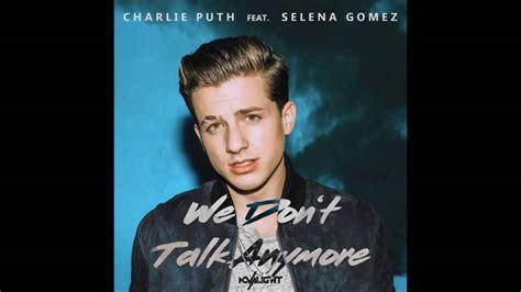 Charlie Puth Feat. Selena Gomez