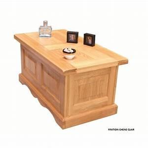 Table Chene Clair : table basse bar ch ne clair beaux meubles pas chers ~ Teatrodelosmanantiales.com Idées de Décoration