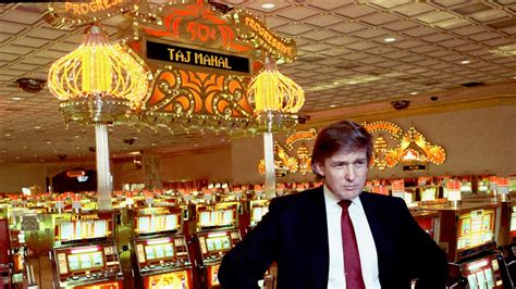 trump casino taj mahal atlantic donald inside bankrupt america casinos own into losers 1990 8th wonder newsday outside turning another