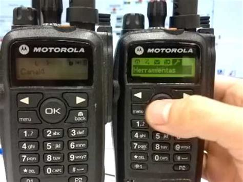 como programar radios motorola digitales mototrbo dgp  doovi