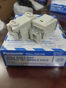 Jual Saklar Panasonic