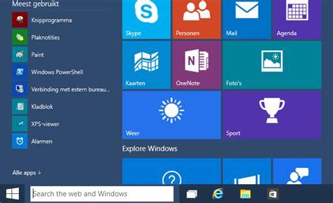 Windows Knop Werkt Niet by Bekende Problemen Met Windows 10 Technical Preview 2