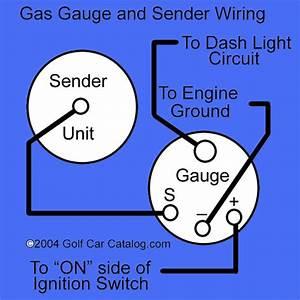 3 Wire Fuel Gauge Sender  3  Free Engine Image For User