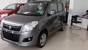 Suzuki Wagon R : maruti suzuki wagon r vxi exterior and interior auto gear ~ Melissatoandfro.com Idées de Décoration