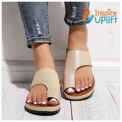 Toe Comfortable Inspireuplift Ring Rings Leather Platform