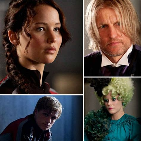 the hunger games characters pictures popsugar entertainment