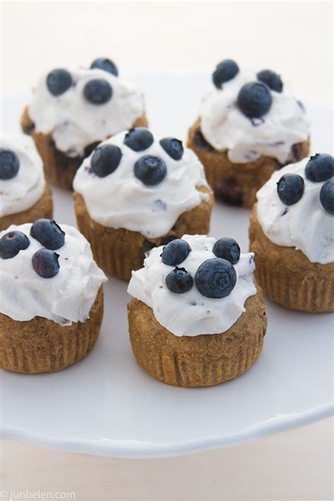 blueberry birthday pupcakes  dogs junblog