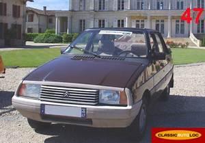 Citroen Villeneuve Sur Lot : citro n visa 1982 marron ~ Gottalentnigeria.com Avis de Voitures