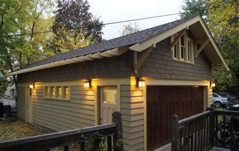 craftsman style garages arts and crafts style garage metropolis