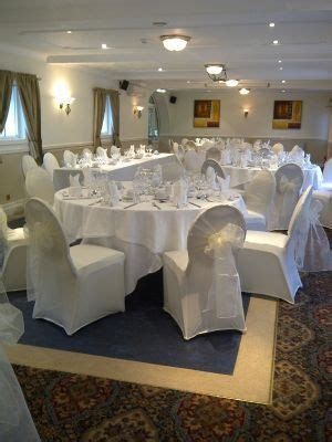 classically covered event decorators chair cover hire