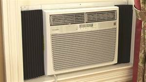 Insulate Air Conditioners To Keep Cool Air In  Hot Air Out