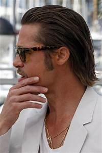 Cheveux En Arrière Homme : coupe de cheveux homme long en arriere coiffures la ~ Dallasstarsshop.com Idées de Décoration