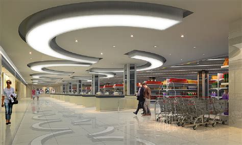 interior decoration shopping large shopping mall interior decoration ideas