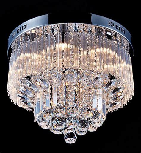 saint mossi chandelier modern  crystal raindrop