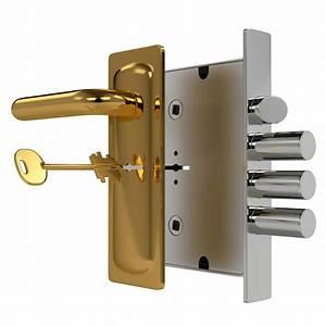 serrure multipoints 3 a 10 points pour plus de securite With type de serrure