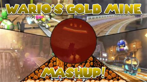 quot wario s gold mine quot 5 song mashup wii x2 8 olympics
