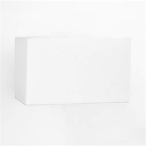 white rectangle l shade white rectangular l shade 1216 the lighting superstore