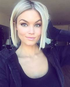 30 Amazing Blunt Bob Hairstyles to Rock this Summer (Short & Medium Hair) Page 23 of 23 Her