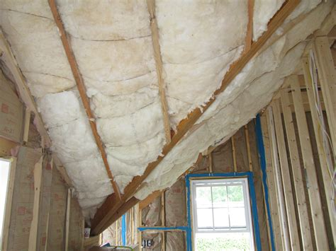 insulating cathedral ceilings rockwool batt insulation quietzone kraft faced insulation batt 15