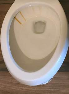 how to remove rust stains from a toilet bowl my style
