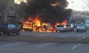 Cars Burn In Lisbon Parking Lot NBC Connecticut
