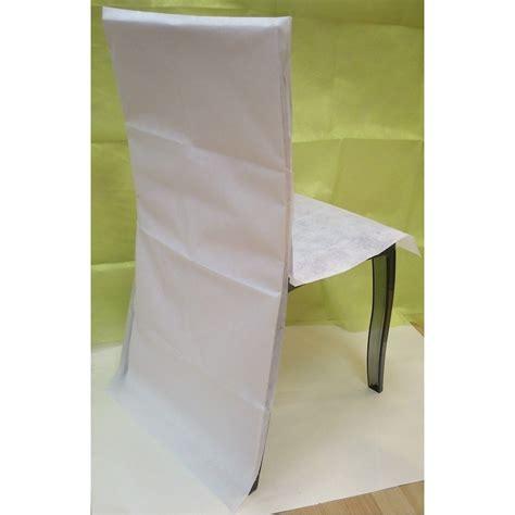 dessus de chaise pas cher housse de chaise papier pas cher 28 images housse de
