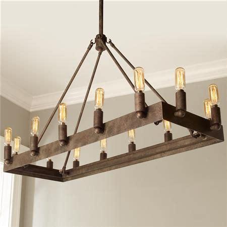 rectangular lantern chandelier 25 best ideas about rectangular chandelier on