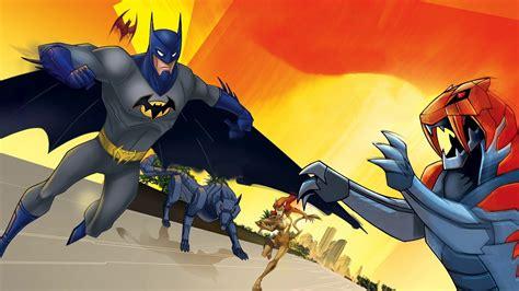 regarder batman unlimited linstinct animal film complet