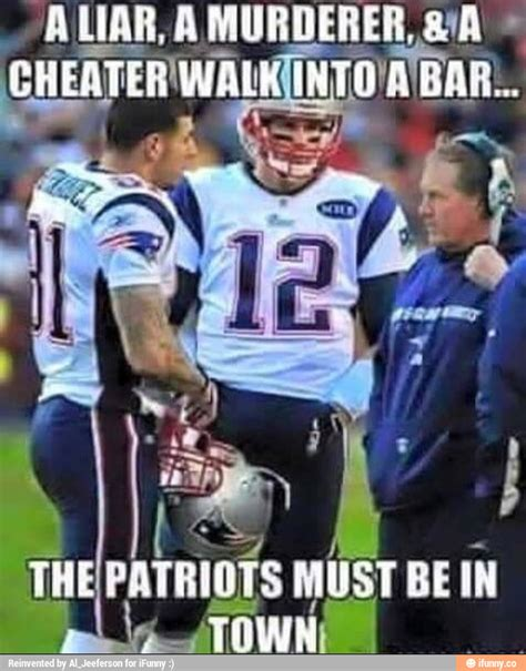 Funny New England Patriots Memes - nfl meme patriots memes not taking the b8