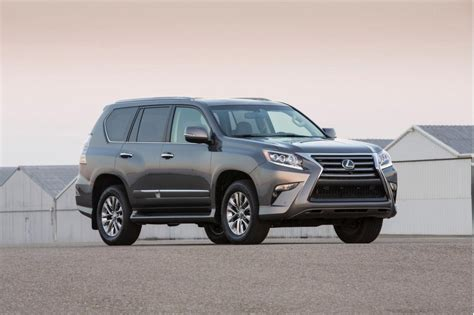 2014 Lexus Gx 460 by 2014 Lexus Gx 460 Revealed Priced From 49 995
