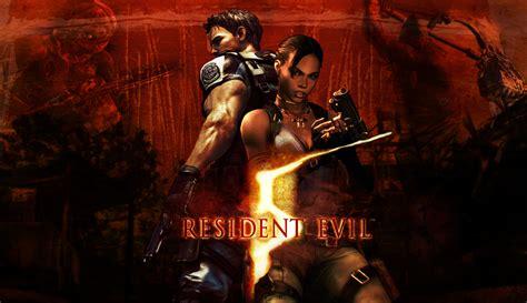 Revil Retrô  Resident Evil 5