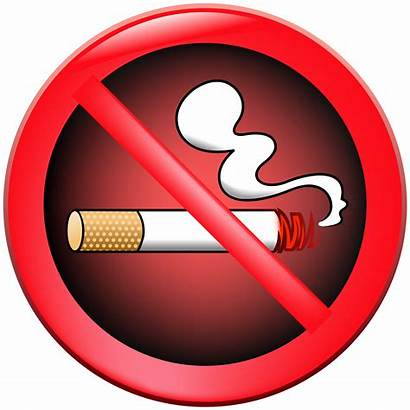 Smoking Sign Clip Clipart Prohibition Transparent Ban