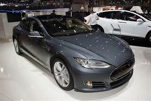 Tesla 4x4 Prix : gen ve 2013 live tesla model s ~ Gottalentnigeria.com Avis de Voitures
