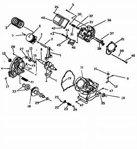 Craftsman 580762600 Gas Pressure Washer Parts