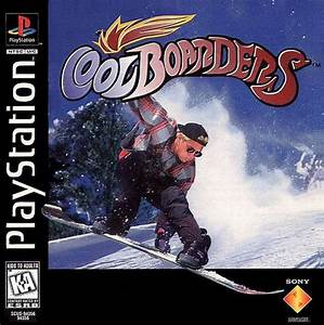 Cool Boarders Sony Playstation
