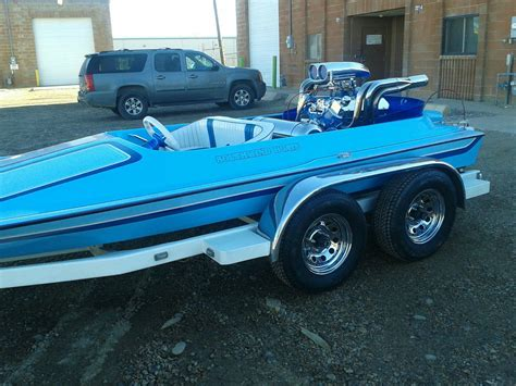 Jet Drive Catamaran For Sale by Southwind Tunnel Hull Dragster 1979 For Sale For 7 500