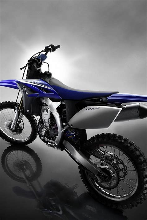 motorbikes yamaha yzf motocross bike ipad iphone hd