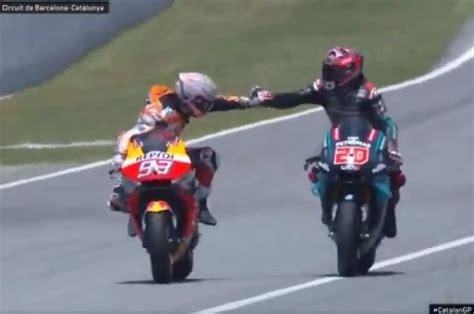 hasil motogp catalunya  perdana podium fabio