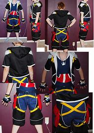 Kingdom Hearts Sora Cosplay Tutorial