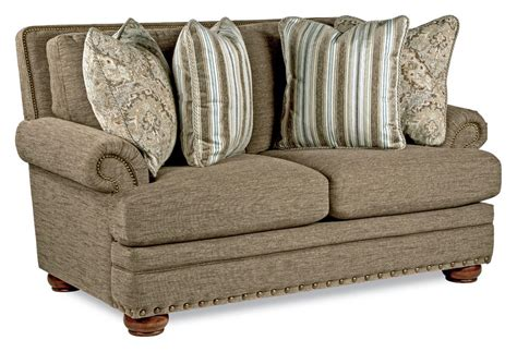 Dimensions Of A Loveseat by Traditional Loveseat With Comfort Cushions And Two