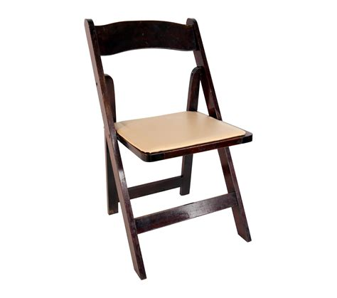 chair fruitwood folding s rental